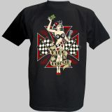 King Kerosin T-Shirt - Lady Luck1