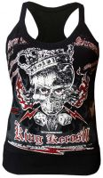 King Kerosin Tank Top tag_jkk