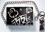 Rock Daddy Wallet with Chain W-RR Vegas