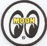 Patch - Moon wht