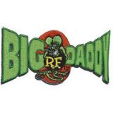 Patch - Ratfink Big Daddy
