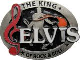 Buckle B-Elvis theKing