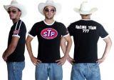 Race Gear T-Shirt - STP / schwarz / Limited Edition