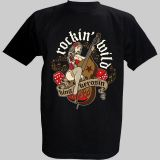 King Kerosin T-Shirt - Rockìn`Wild