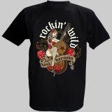 King Kerosin T-Shirt - Rockìn`Wild