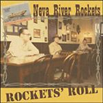CD-Neva River Rockets - Rockets Roll,