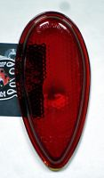 Glass for 1938/39 Ford Tail Light Lens UP - A7047