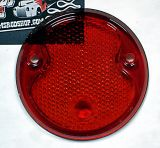 Glass Tail Light Lens UP -A1023
