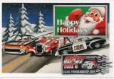 X-Mas Cards Custom Cars  X - 272