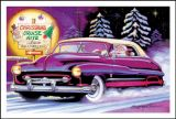 X-Mas Cards Custom Cars  X - 708
