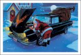 X-Mas Cards Custom Cars  X - 799