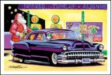 X-Mas Cards Custom Cars  X - 680