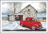 X-Mas Cards Custom Cars  X - 729