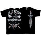 MOON EYES T-Shirt MQT050bk
