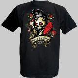 King Kerosin T-Shirt - Psycho for Life