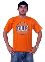 Race Gear T-Shirt Orange - Gulf