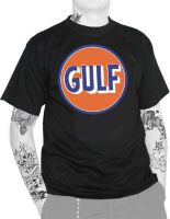 Race Gear T-Shirt- Gulf
