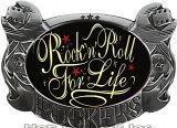 D.Vincente - Rock`n`Roll for Life - Buckle