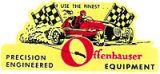Vintage Race Sticker - Offenhauser Euipment