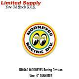 Race Sticker  St - Mooneyes Racing Div.