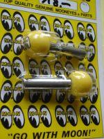 Door Locks - Yellow Mooneyes