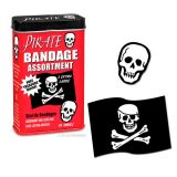 Bandage Assortment Box red / Pirat