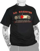 King Kerosin T-Shirt - Lil Roadster