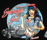 Rumble59 Girls T-Shirt / Garage Girl