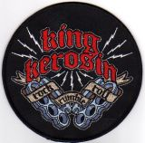 King Kerosin Patch PT - Rock Roll Rumble