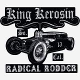 King Kerosin Sticker ST-NRR