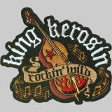 King Kerosin Patch PT-MRW1