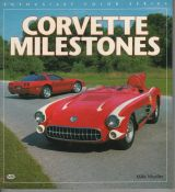 Book - Corvette Milestones