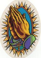 Almera Sticker - prayer