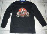 King Kerosin Longsleeve LS-VAM / American Motorcycle