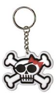 KEYCHAIN   Kc -Pirate Skully