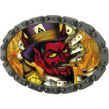 Buckle B-Gambling Smoke Devil