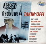 CD - Jerry & The Rockets / Takin off