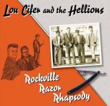 CD - Lou Cifer and the Hellions / Rockville Razor Rhapsody