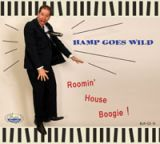 CD - Hamp Goes Wild / Roomin`House Boogie !