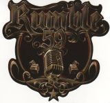 Rumble 59 Sticker - Microphone