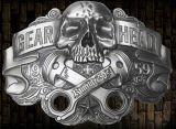 Rumble 59 Buckle - Gear Head