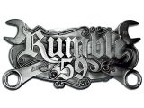 Rumble 59 Buckle - Wild Wrench