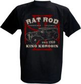 King Kerosin T-Shirt - Rat Rod