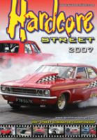 DVD - 1/4 ml. Hardcore Street Eliminator Championship 2007