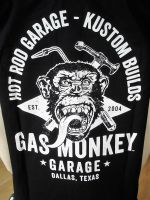 Gas Monkey Garage Worker Shirt - Torch & Hammer