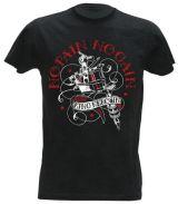 King Kerosin Vintage T-Shirt - No Pain no Gain