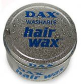 Pomade - Dax-Silver/blue - Washable Hair Wax