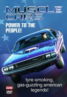 DVD - MUSCLE CARS / power to the People!