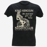 King Kerosin Vintage T-Shirt - Nightclub