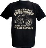 King Kerosin T-Shirt - Devils Kingdom